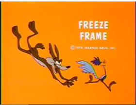 Freeze Frame title card