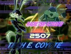 Tech E Coyote