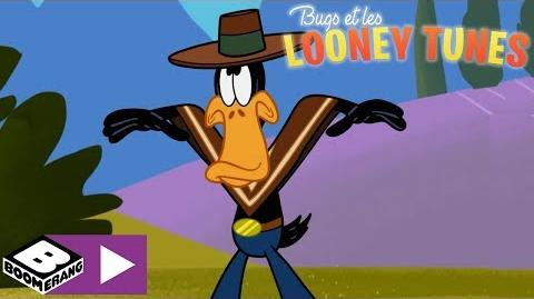 Daffy, le Gaucho Bugs et les Looney Tunes Boomerang
