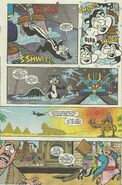 The Skunk Smelled Round the World Pg 5