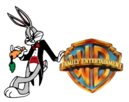 WARNER BROS. FAMILY ENTERTAINMENT ALTERNATIVE BRAND LOGO