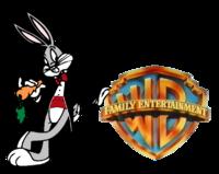 WARNER BROS. FAMILY ENTERTAINMENT ALTERNATIVE BRAND LOGO