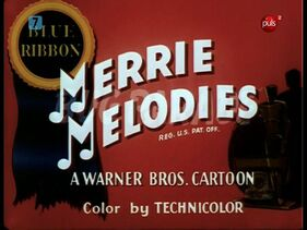 Merrie Melodies - The Bug Parade