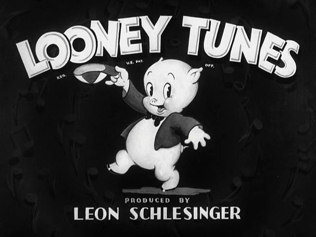 Porky Pig - Jeepers Creepers (1939)