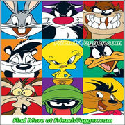 Tag Your Friends as Looney Tunes on Facebook & MySpace