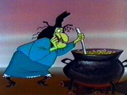 Image result for witch hazel looney tunes