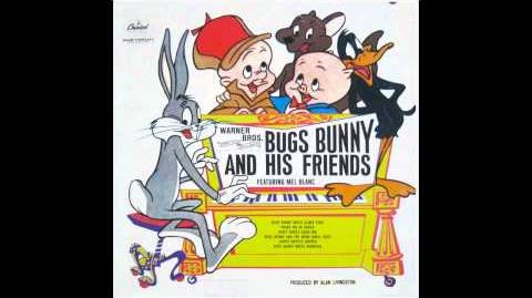 Mel Blanc - Bugs Bunny and the Grow-Small Juice
