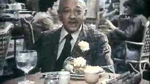Vintage American Express Commercial with Mel Blanc