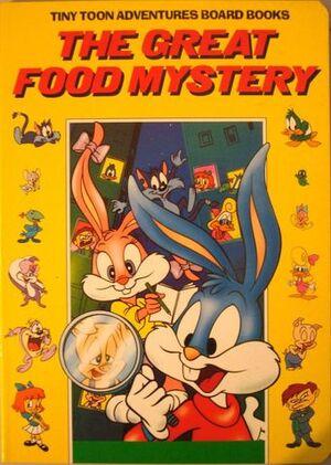 Lt tta the great food mystery