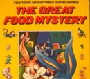 Tiny Toon Adventures The Great Food Mystery