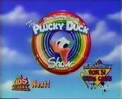 Plucky Duck on Fox Kids