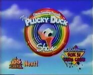 Plucky Duck on Fox Kids
