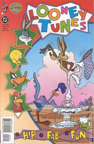 File:Road Runner DC comic.jpg
