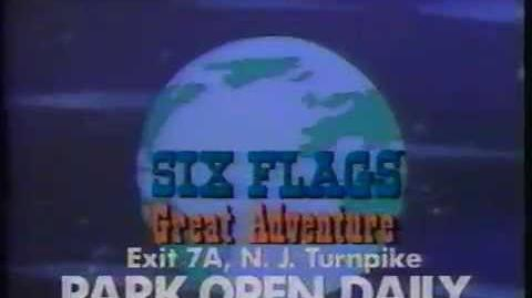 Child World Six Flags Great Adventure with Bugs Bunny (1992)