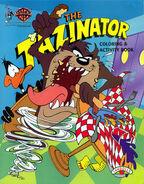 Lt coloring landoll the tazinator