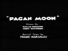 Pagan-Moon