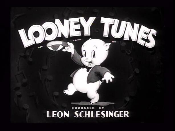 Porky Pig - Porky's Hotel (1939)