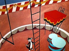 Tweety's Circus (1955)