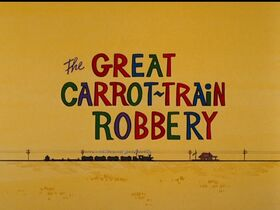The Great Carrot-Train Robbery TC Remastered