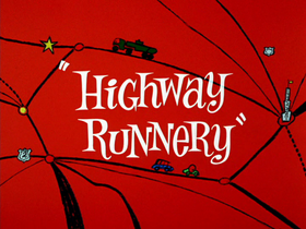 Highway Runnery-restored