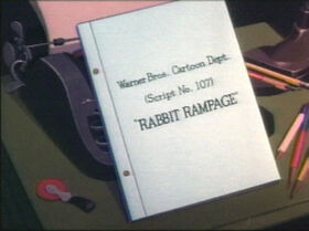 Rabbitrampagetitlebugsbunny