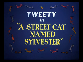A Street Cat Named Sylvester