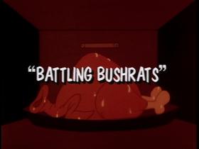 Battling Bushrats-title