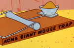 Giant Mouse Trap