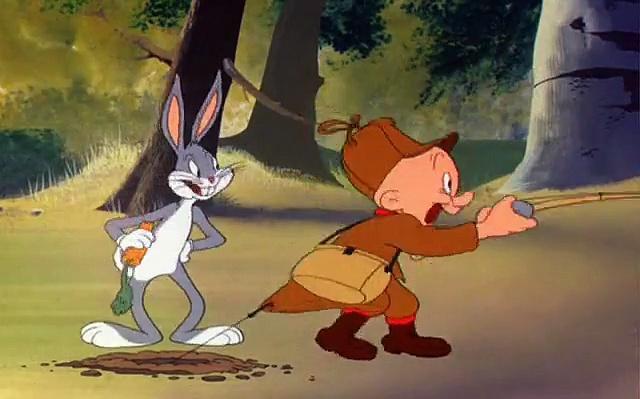 Bugs Bunny - Stage Door Cartoon
