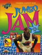 Lt coloring space jam jumbo jam