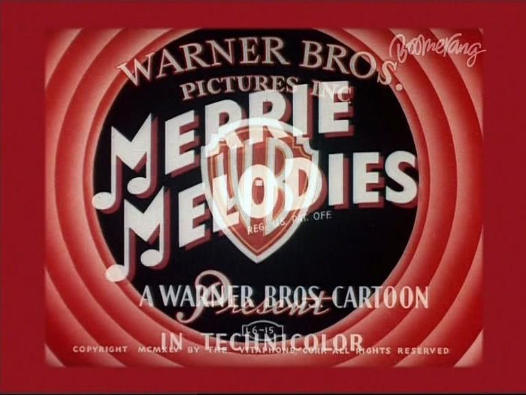 Merrie Melodies - The Quentin Quail