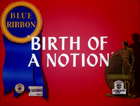 Birth of a Notion-restored