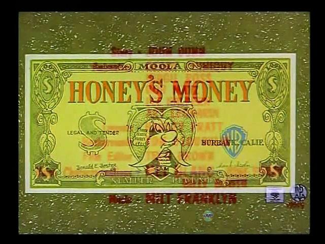 Honey's Money (1962)