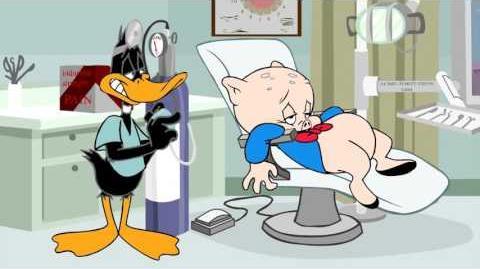 Looney Tunes Webtoons - Daffy Dentist DDS