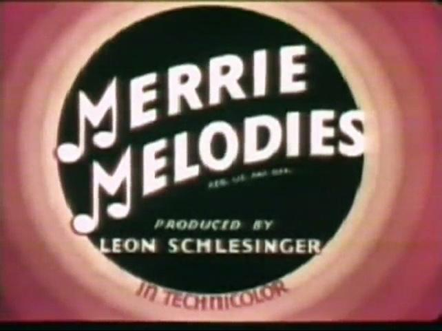 Merrie Melodies - Aviation Vacation (1941)