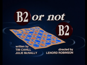 B2 or not B2
