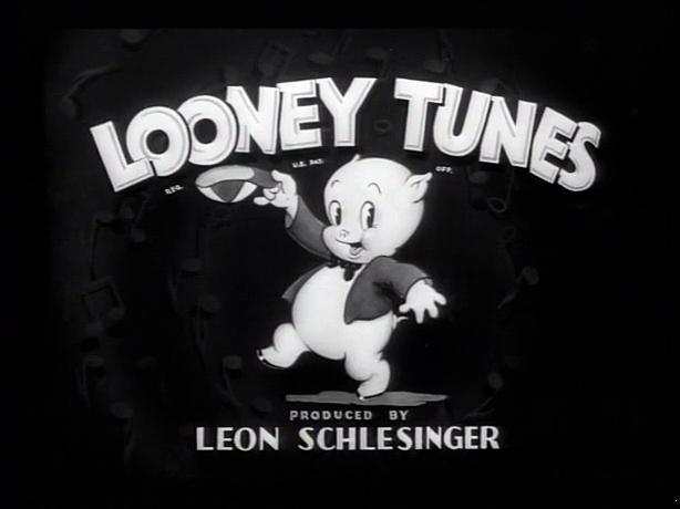 Porky Pig - Africa Squeaks (1940)