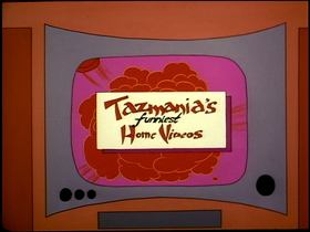 Tazmania's Funniest Home Videos