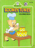 Lt coloring merrigold cake