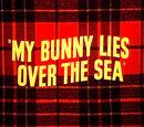 My Bunny Lies Over The Sea
