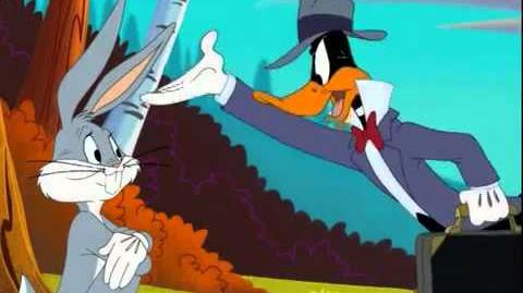 2005 - Daffy Duck - Daffy Duck For President (explanation of american government)