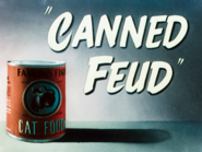 Canned feud title