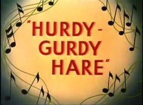 Hurdy Gurdy Hare