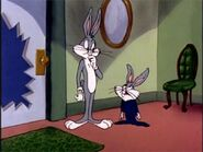 Clyde in Bugs Bunny's Looney Christmas Tales 08