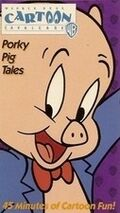 CARTOON CAVALCADE PORKY PIG
