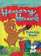 Lt coloring whitman henery hawk