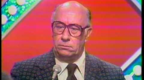 MATCH GAME PM complete show circa September 1978