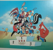 Looney tunes olympic games by trendylina1994-d6tq6be