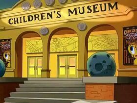 Sylvester and Tweety E108 - Museum Scream