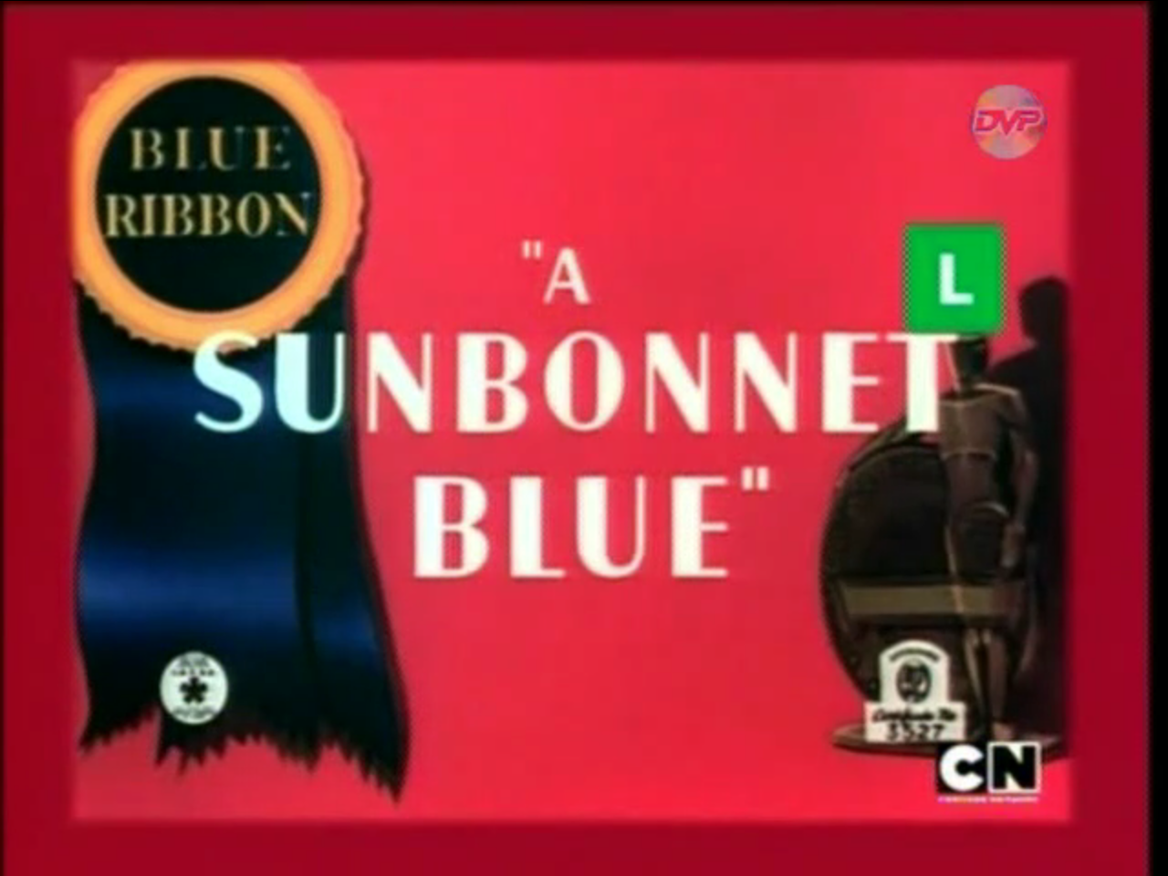 A Sunbonnet Blue (US Dubbed Version)